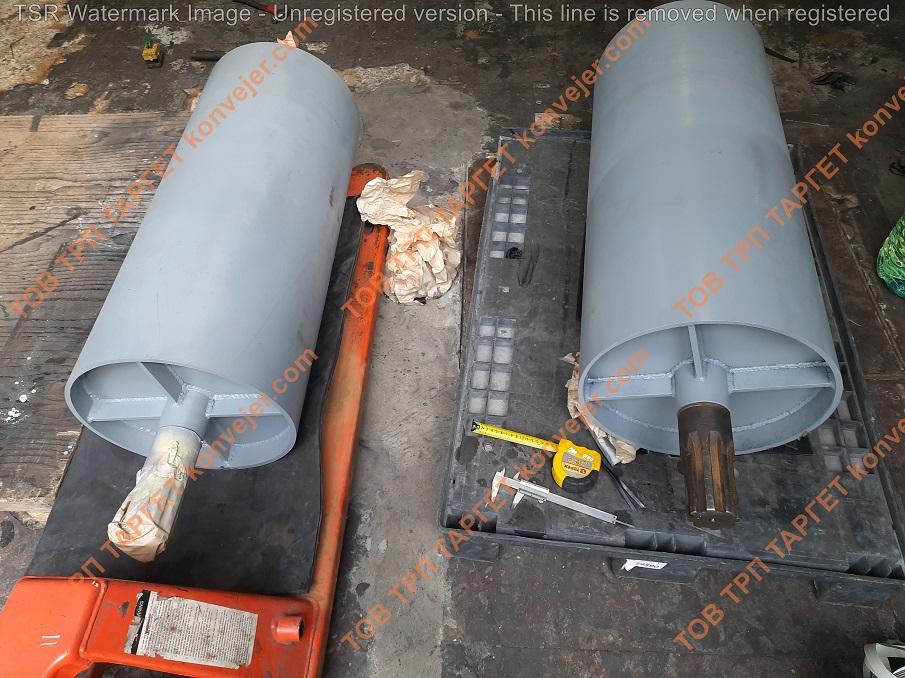 Изготовление барабанов ленточных конвейеров купить фольксваген транспортер в перми