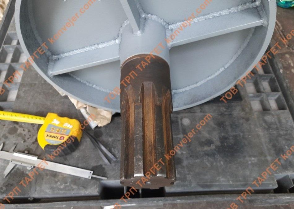 Изготовление барабанов ленточных конвейеров конвейер кцс 320